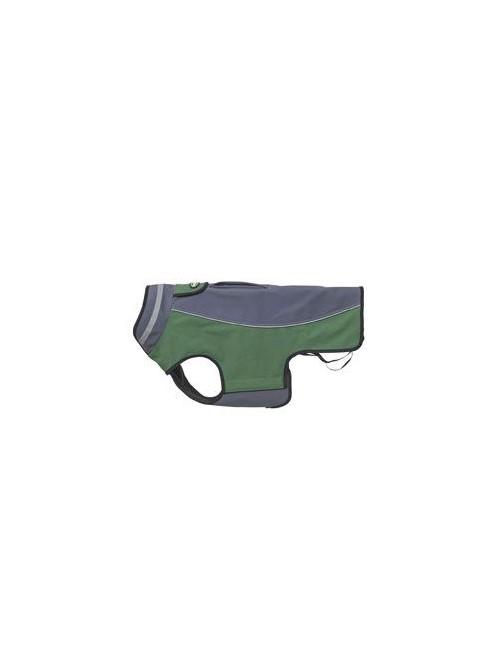 Obleček Softshell  Šedá/Zelená 44cm M/L KRUUSE