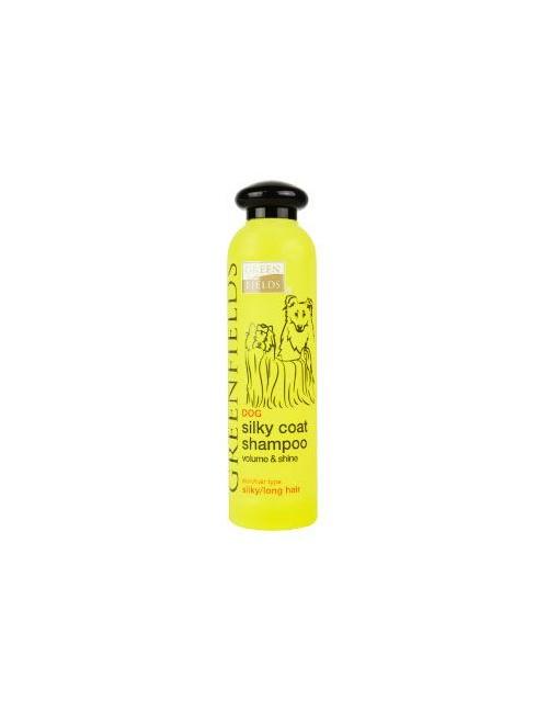 Greenfields šampon silky coat  pes 250ml