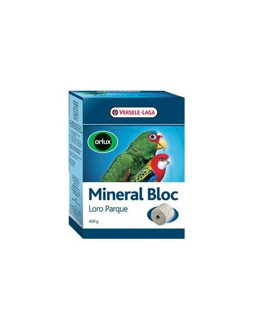 VL Orlux Mineral Block Loro Parque pro ptáky 400g