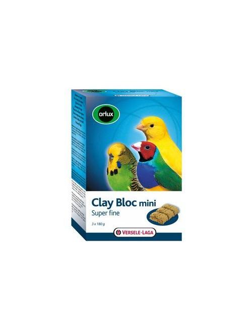 VL Orlux Clay Block Mini 540g pro ptáky
