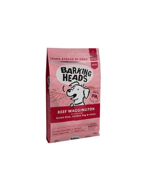 BARKING HEADS Beef Waggington 12kg