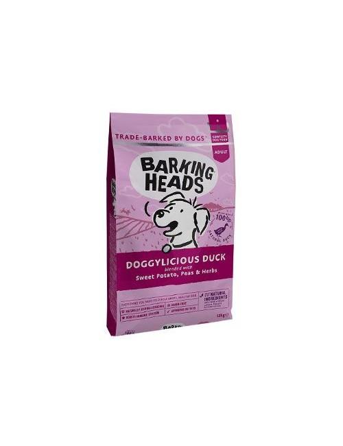 BARKING HEADS Doggylicious Duck 12kg