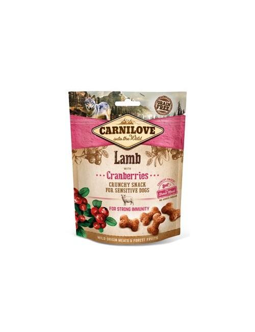 Carnilove Dog Crunchy Snack Lamb&Cranberries 200g