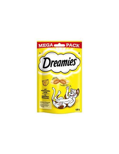 Dreamies kočka pochoutka Mega Pack se sýrem 180g