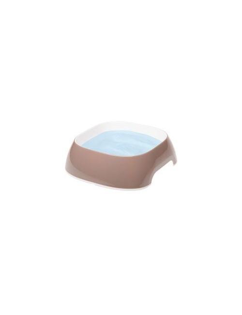Miska plast GLAM SMALL 0,4l béžová FP