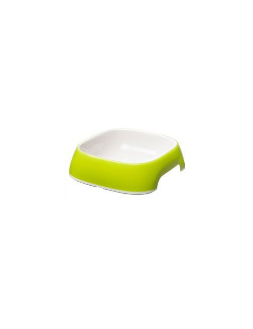 Miska plast GLAM MEDIUM 0,75l žlutozelená FP