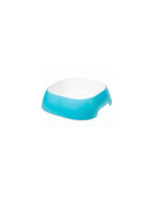Miska plast GLAM LARGE 1,2l sv.modrá FP