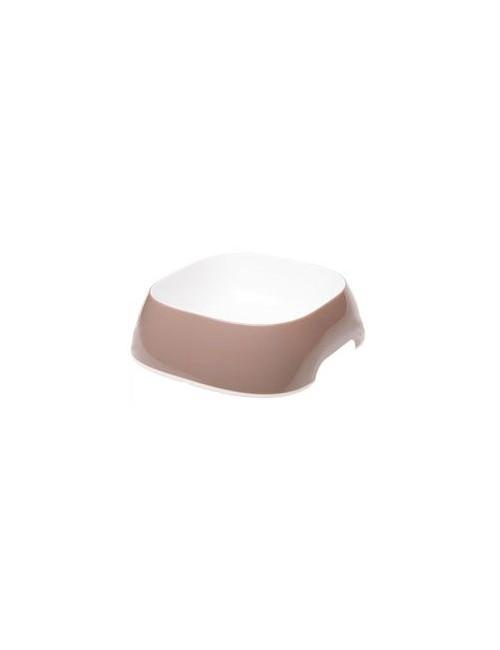 Miska plast GLAM LARGE 1,2l béžová FP