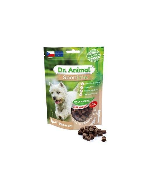 Pochoutka měkká 100g bažant Dr. Animal Sportline