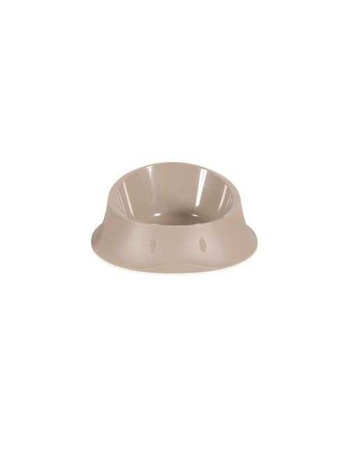Miska plast protiskluz pes SMART 0,35l béžová Zolux