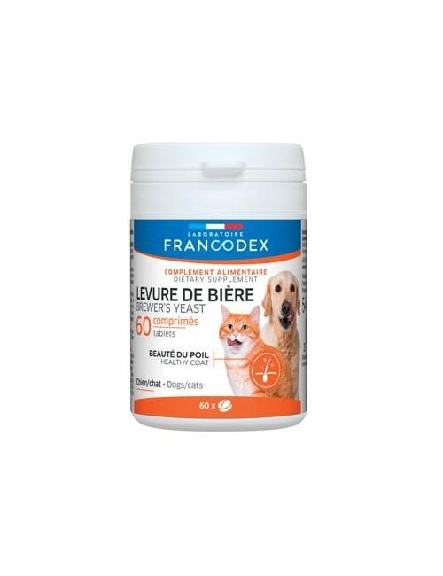 Francodex Brewer Yeast (pivovar. kvas) pes,kočka 60tab
