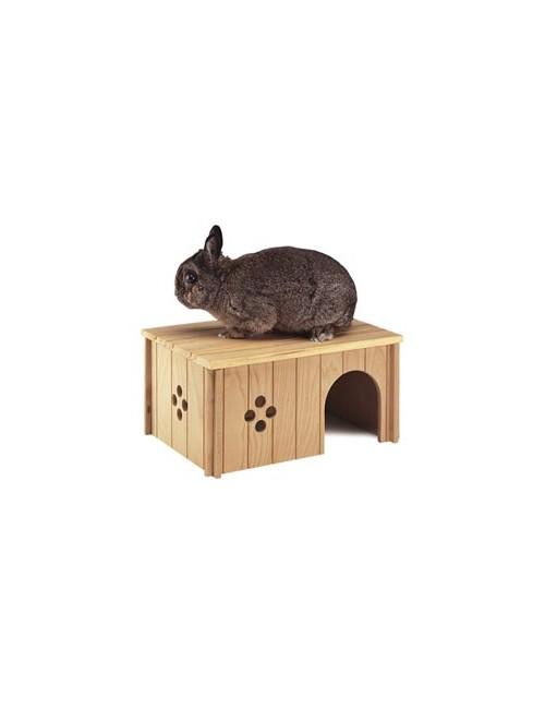 Domeček dřevěný velký SIN 4646 FP 1ks