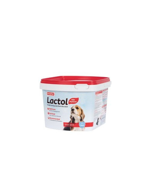 Beaphar mléko sušené Lactol Puppy 1kg
