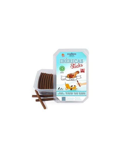 Pochoutka Ibéricas Sticks for Dog-Turkey 900g 75ks