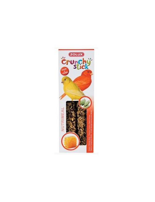 Crunchy Stick Canary Zrní/Med 2ks Zolux