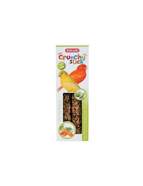 Crunchy Stick Canary Zrní/Mrkev 2ks Zolux