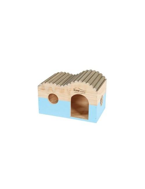 Domek pro hlodavce HOME COLOR PLUS L Zolux