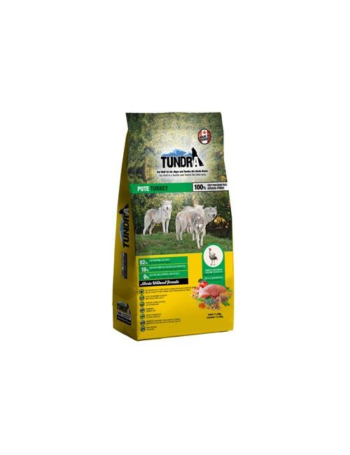 Tundra Dog Turkey Alberta Wildwood Formula 11,34kg