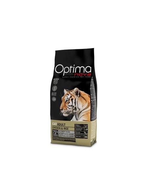 Optima Nova Cat Adult chicken & rice 2kg