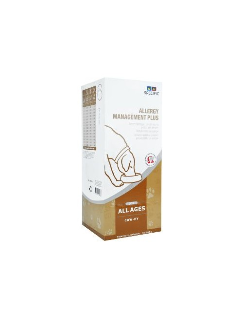 Specific COW-HY Allergy Management 6x300g konzerva pes