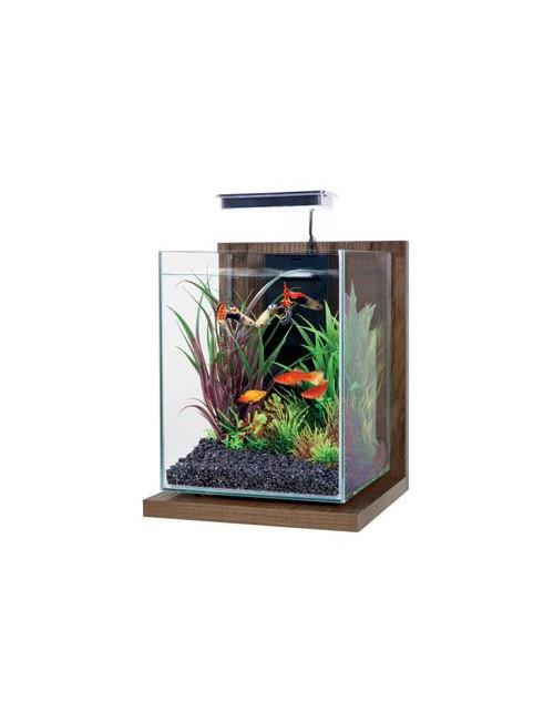 Akvárium JALAYA Walnut brown 9,3l Zolux