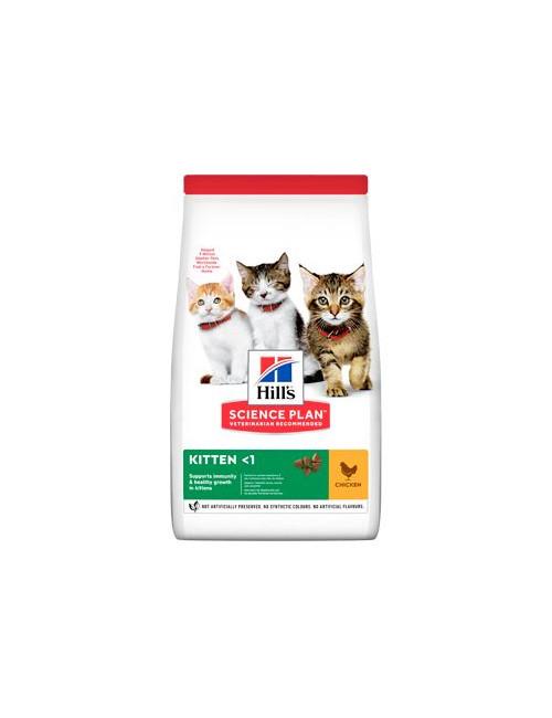Hill's Fel. Dry Kitten Chicken 300g