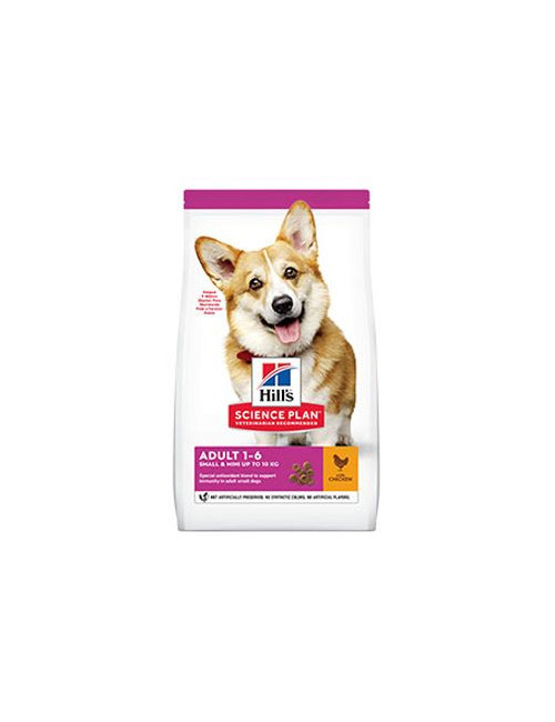 Hill's Can.Dry SP Adult Small&Mini Chicken 3kg
