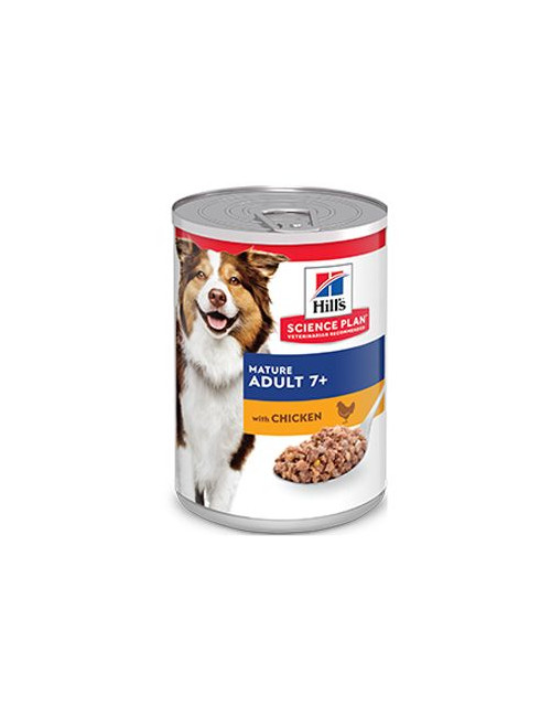 Hill's Can. konz. SP Mature Adult Chicken 370g