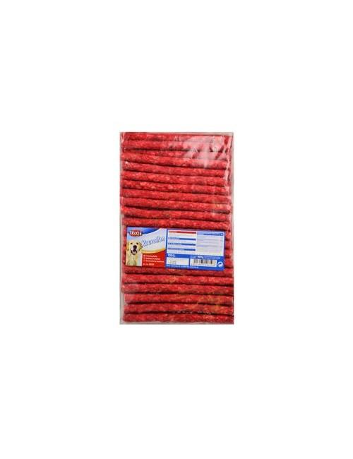 Tyčinka chroupací 9-10mm /12cm červená TR 100ks