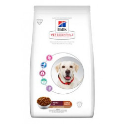 Hill's Can.Dry VE Adult LargeBreed with Lamb&Rice 16kg