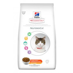 Hill's Fel.Dry VE Young Adult Neutered Chicken 1,5kg