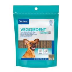 C.E.T.pes Žvýkací plátky Veggiedent NEW XS 15ks