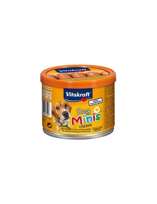 Vitakraft Dog pochoutka Snack Minis Chicken 12ks
