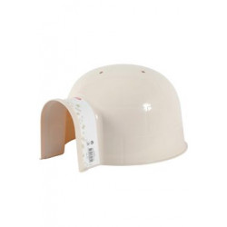 Domek pro hlodavce IGLOO plast velký béžový Zolux