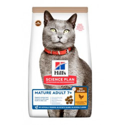 Hill's Fel.Dry SP Mature Adult NG Chicken 1,5kg