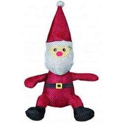 Vánoční hračka pro psy - Děda Mráz - zvuk