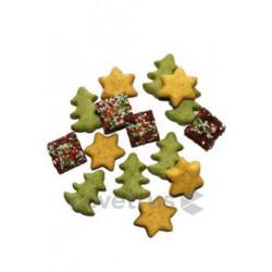 Vánoční sušenky pro psy 1kg - CHRISTMAS MIX