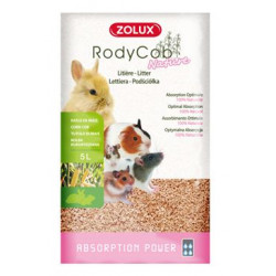 Podestýlka RodyCob Nature Vegetable 5l Zolux