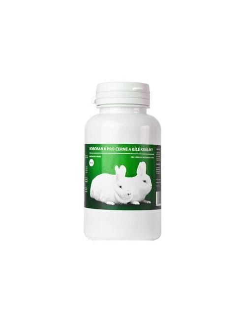 Roboran H pro králíky Černé a Bílé plv 60g