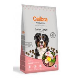 Calibra Dog Premium Line 12kg Junior Large NEW