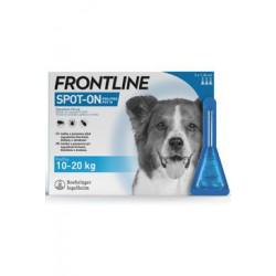 FRONTLINE SPOT ON pro psy M 10-20kg - 3x1,34ml
