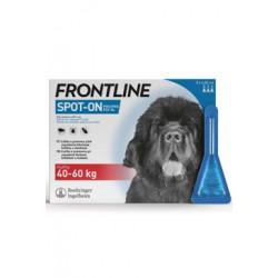FRONTLINE SPOT ON pro psy XL 40-60kg - 3x4,02ml
