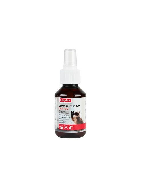 Beaphar odpuzovač Stop It Cat interiér spray 100ml