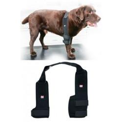 Bandáž Rehab Pro na loket pro psa KRUUSE XXS levá