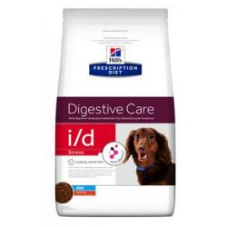 Hill's Can. Dry PD I/D+AB Stress Mini 1,5kg