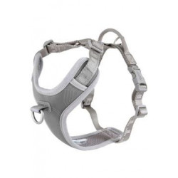 Postroj Hurtta Venture No-Pull šedý 60-80cm