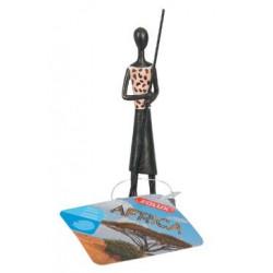Akvarijní dekorace AFRICA Strážce S 13,8cm Zolux