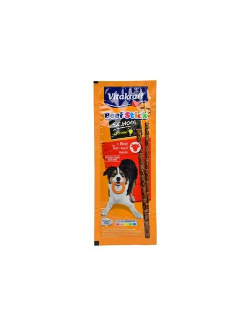 Vitakraft Dog pochoutka Beef Stick salami Rind 10ks
