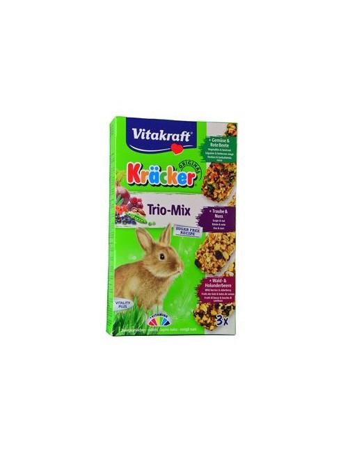 Vitakraft Rodent Rabbit poch. Kräcker  Kombi 3ks