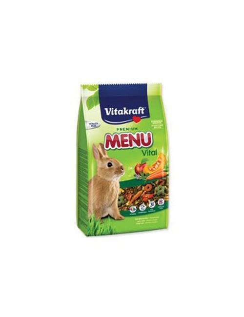 Vitakraft Rodent Rabbit krm. Menu Vital 1kg